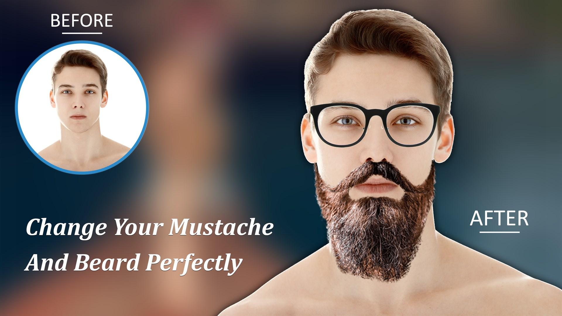Man Hair Mustache Beard Style \u2013 MY EXPRESS APPS