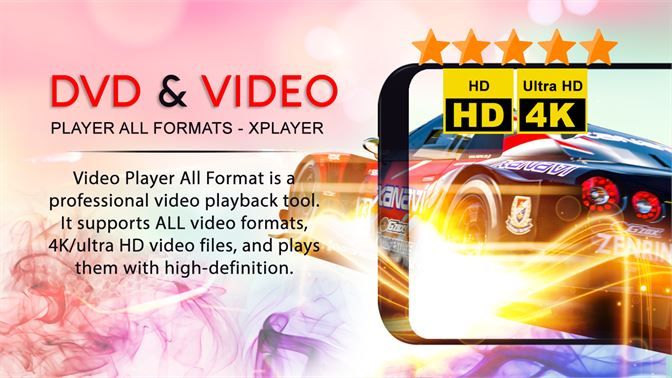 DVD & Video Player All Formats - XPlayer slider1