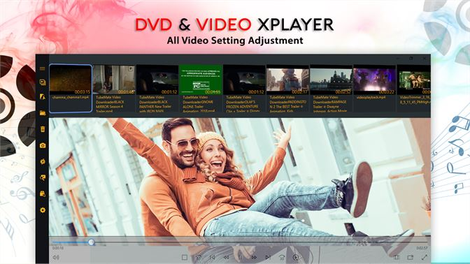 DVD & Video Player All Formats - XPlayer slider2