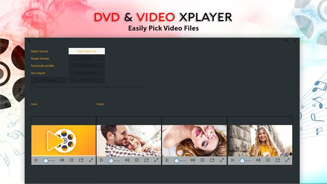 DVD & Video Player All Formats - XPlayer slider3