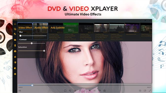 DVD & Video Player All Formats - XPlayer slider4