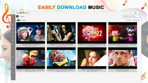 Music Player for YouTube - Video and Music Downloader slider1