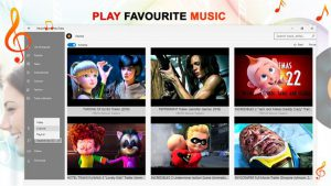 Music Player for YouTube - Video and Music Downloader slider2